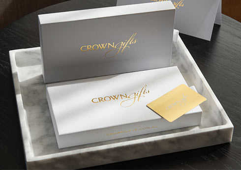 Spend and Save with Crown Gifts - Crown Melbourne
