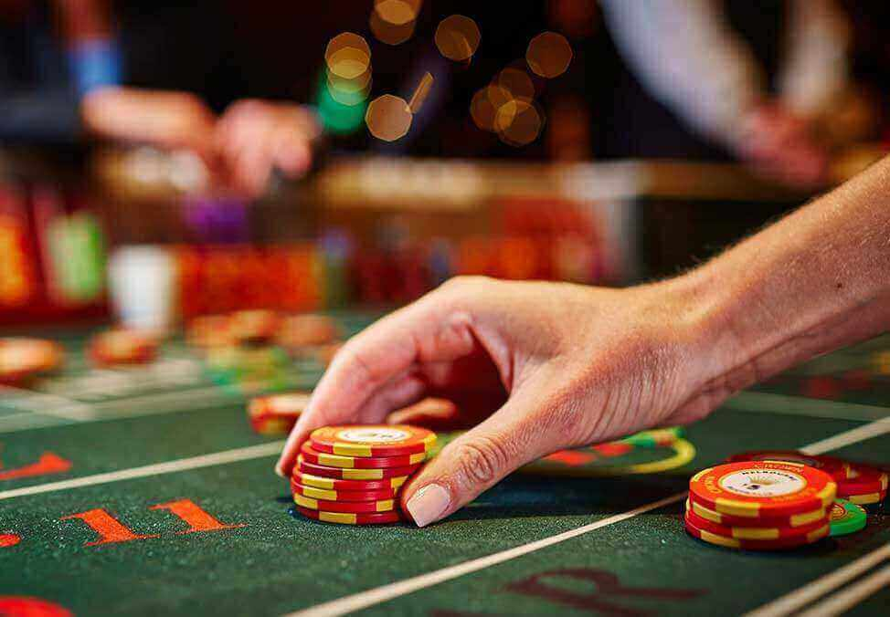 House craps rules