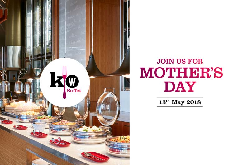 Mother's Day at Kitchen Workshop Buffet
