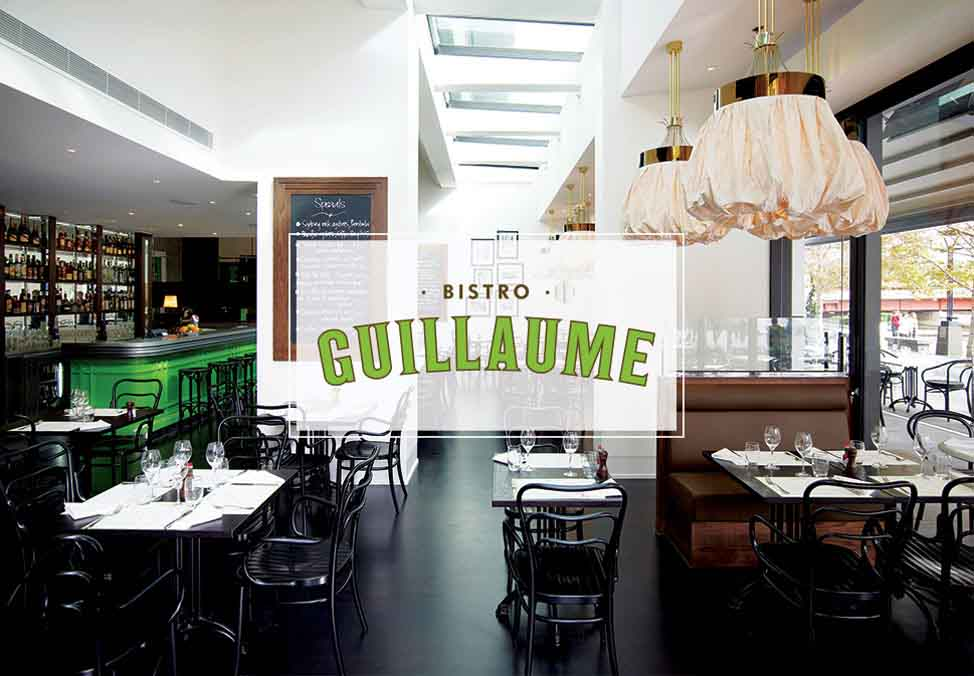 Functions & Private Dining at Bistro Guillaume