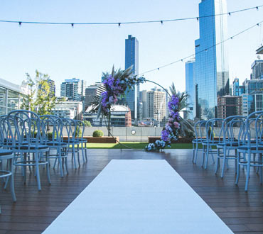 Aviary Wedding Package Crown Melbourne