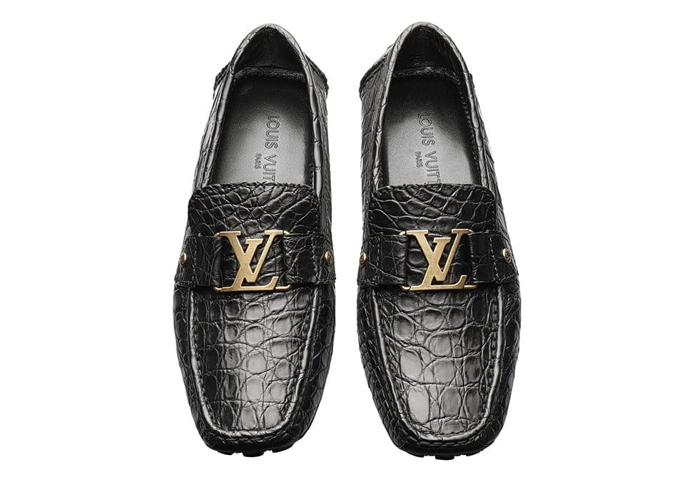 Made-to-Order Monte Carlo Caiman Shoes at Louis Vuitton - Crown Melbourne