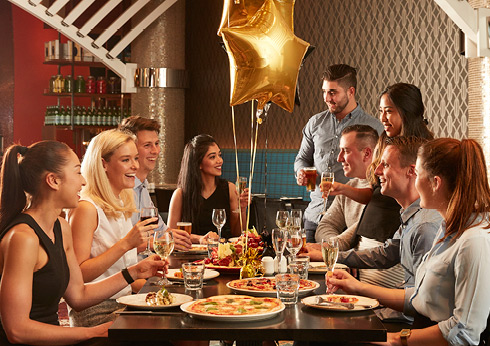 Celebration Packages available at Crown Melbourne