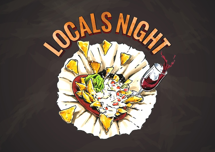 Locals Night at The Pub