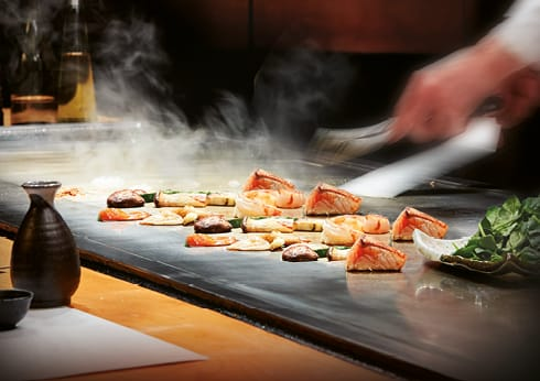 Koko Teppanyaki - Crown Melbourne