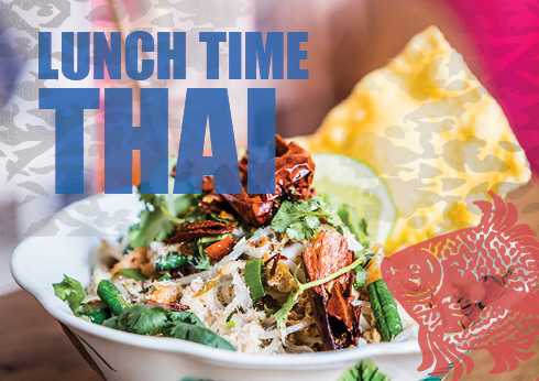 Lunch Time Thai at Long Chim