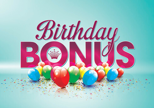 Crown Melbourne Signature Club Birthday Bonus Offer