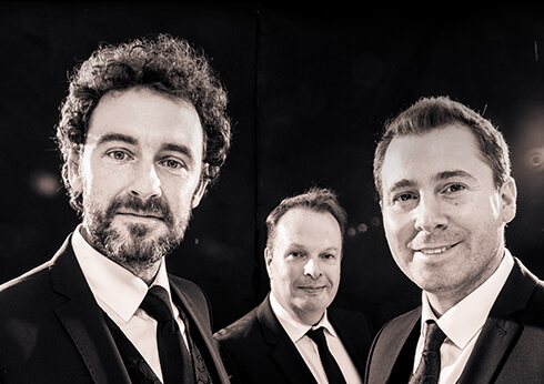 Crown Melbourne Celtic Tenors 2019 Concert Irish