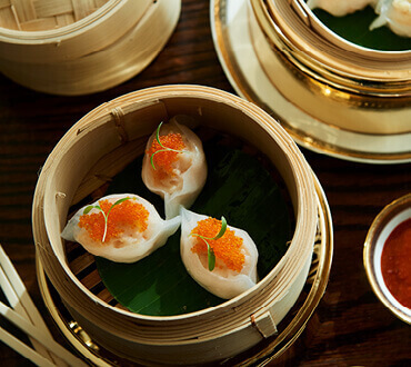 Crown Melbourne Silks Yum Cha Menu