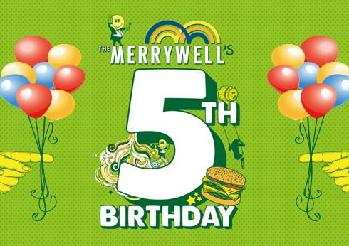 The Merrywell's 5th Birthday - Crown Melbourne Restaurants