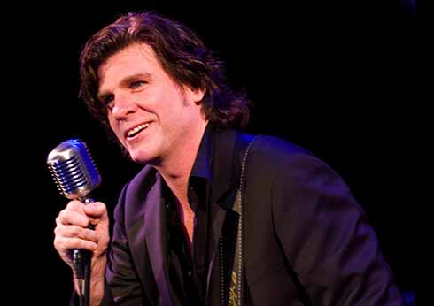 The Man in Black Tex Perkins at The Palms