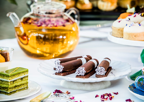 Infused High Tea at Conservatory