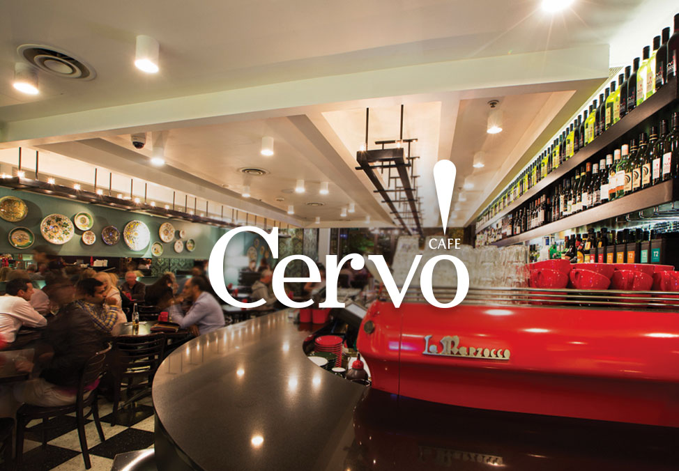 Melb Restaurants Casual Cervo Restaurant