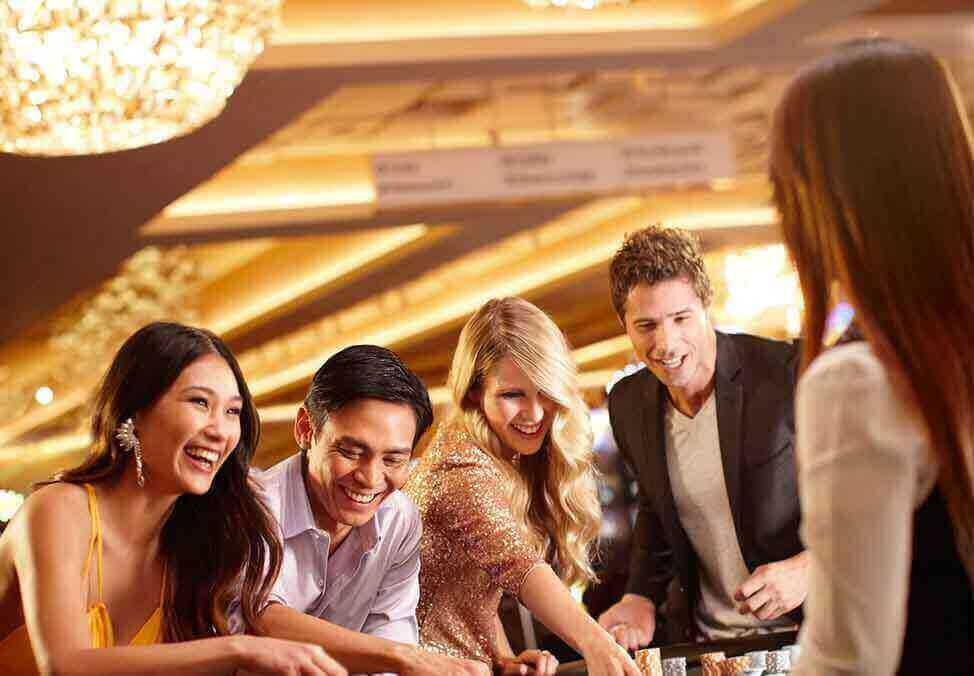Melb Casino CasinoGames PaiGow Players