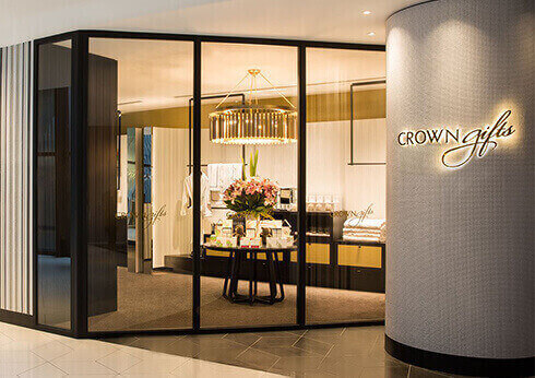 Melb Shopping General CrownGifts
