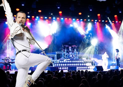 Queen Forever - We are the Champions Concert Crown Melbourne