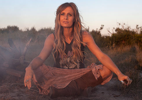 Kasey Chambers at the palms crown melbourne