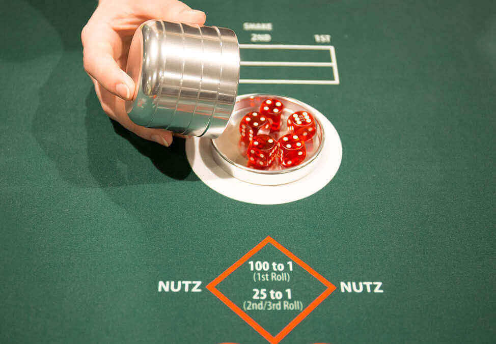 Nutz - New Games Lab | Crown Melbourne Casino