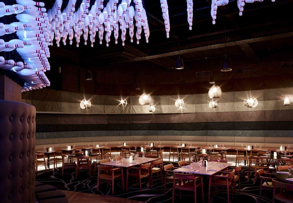 The Hub at Kingpin - Casual Restaurant Dining at Crown Melbourne