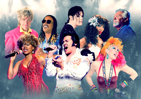 Legends In Concert - Direct from Las Vegas