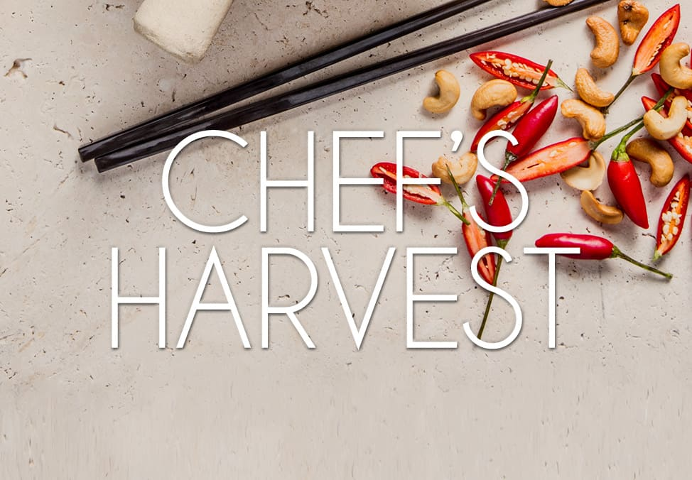 Chef's Harvest $15 meals at selected venues