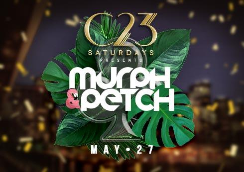 Murph & Petch live at Club 23 - Crown Melbourne