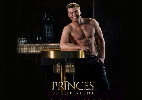 Melb Ent Live Theatre Princes of the Night Mobile