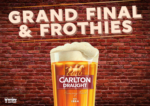 Grand Final & Frothies at Crown Melbourne