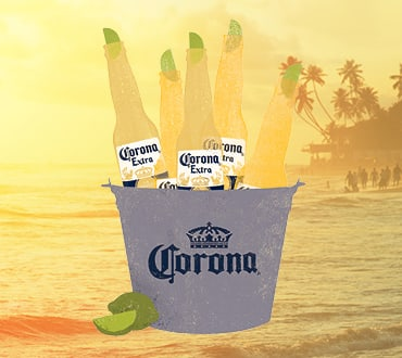 corona bucket illustration win a trip to bali with crown melbourne