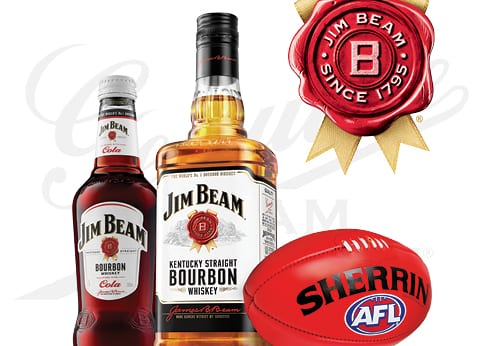 Jim Beam AFL Promotion