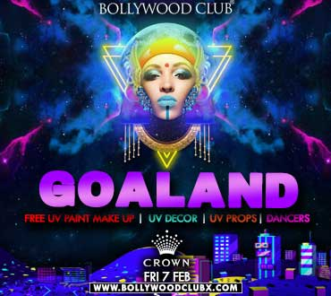 GOALAND BOLLYWOOD CLUB at Crown Melbourne