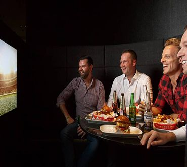 The Pub VIP Booths best seats live sport