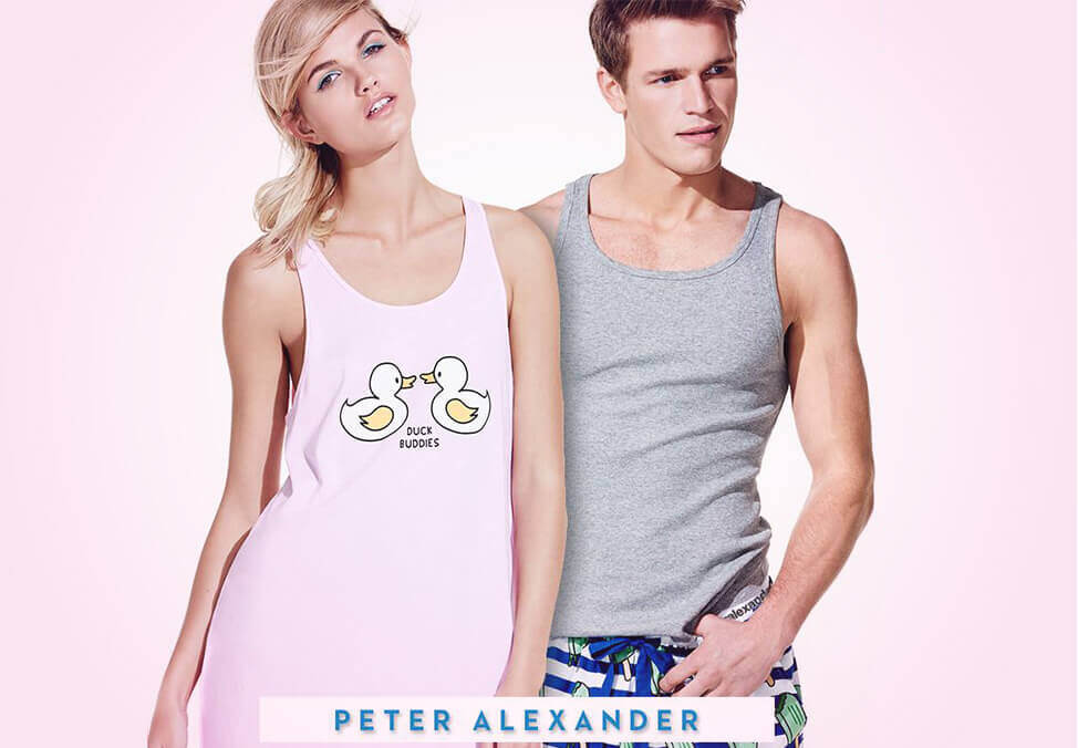 Melb Shopping Clothing PeterAlexander Pyjama