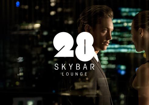 28 Skybar Lounge - Crown Melbourne