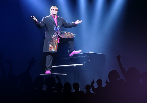 Crown Melbourne Elton John Experience - Live In Concert