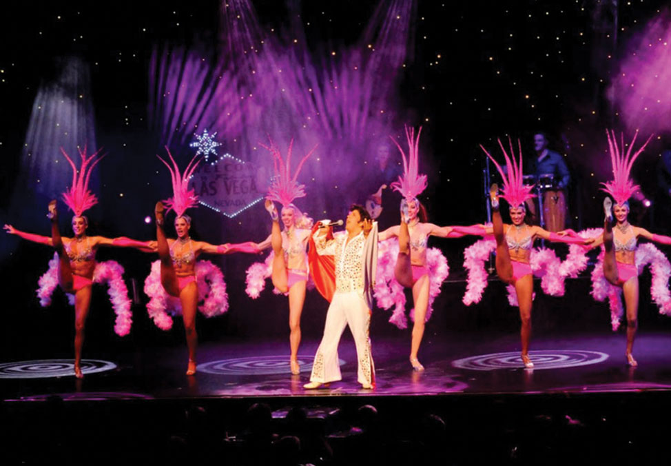 The Ultimate Vegas Show Live At The Palms - Crown Melbourne