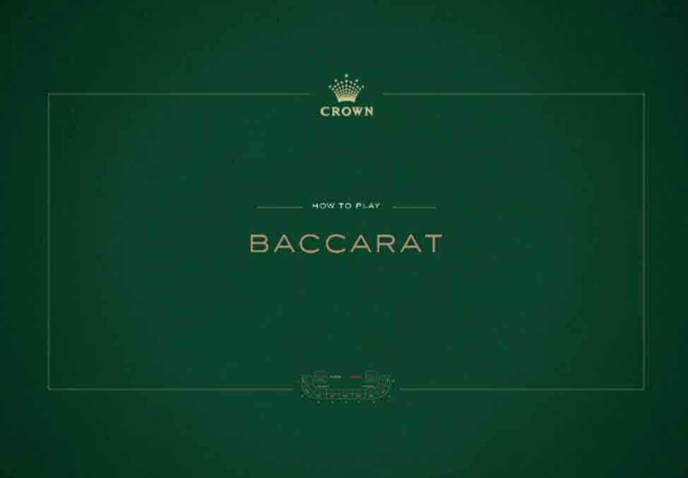 Crown Melbourne Casino Baccarat