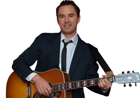 Live Concert at The Palms at Crown - Damien Leith