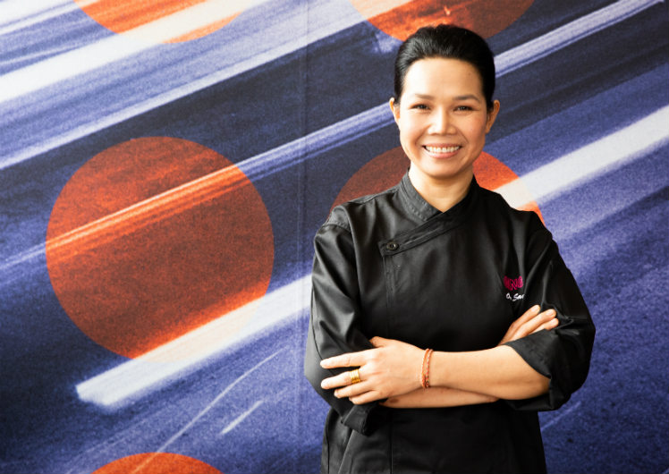 Chef On Saengyojanr Ging Thai