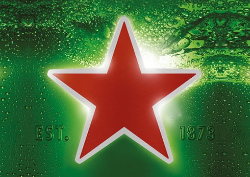 Heineken Star Logo Crown Melbourne