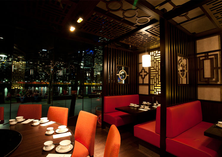 Crown Melbourne Restaurant Lucky Chan Venue