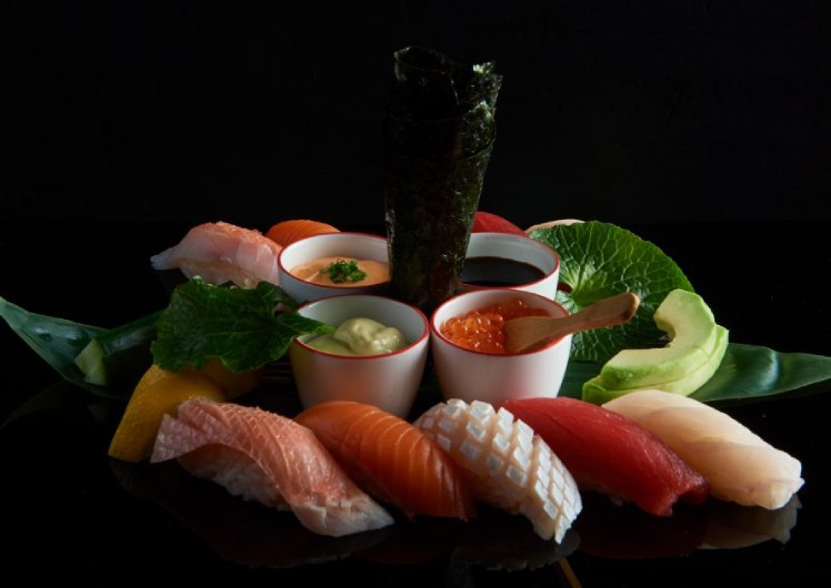 Nobu at home menu