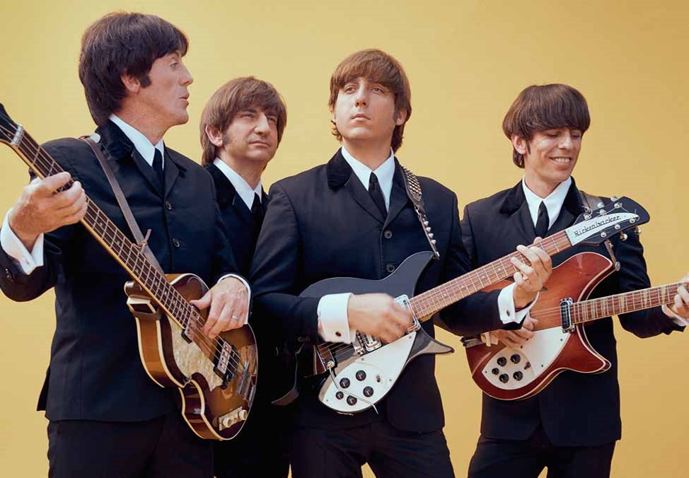 The world's greatest Beatles show live - The Bootleg Beatles