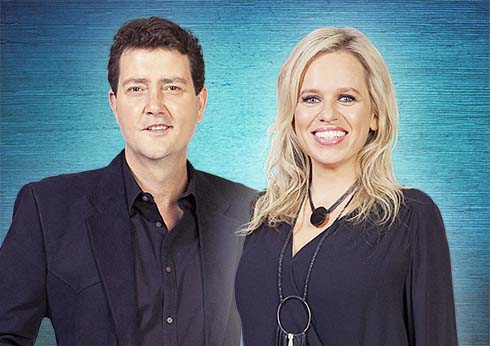 Crown Melbourne Concerts Adam Harvey & Beccy Cole