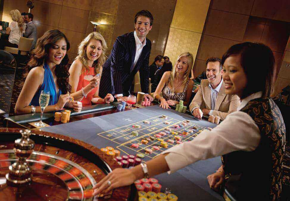 Melb Casino CasinoGames Roulette Players