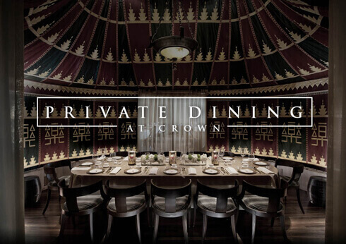 A Dining Experience Like No Other
