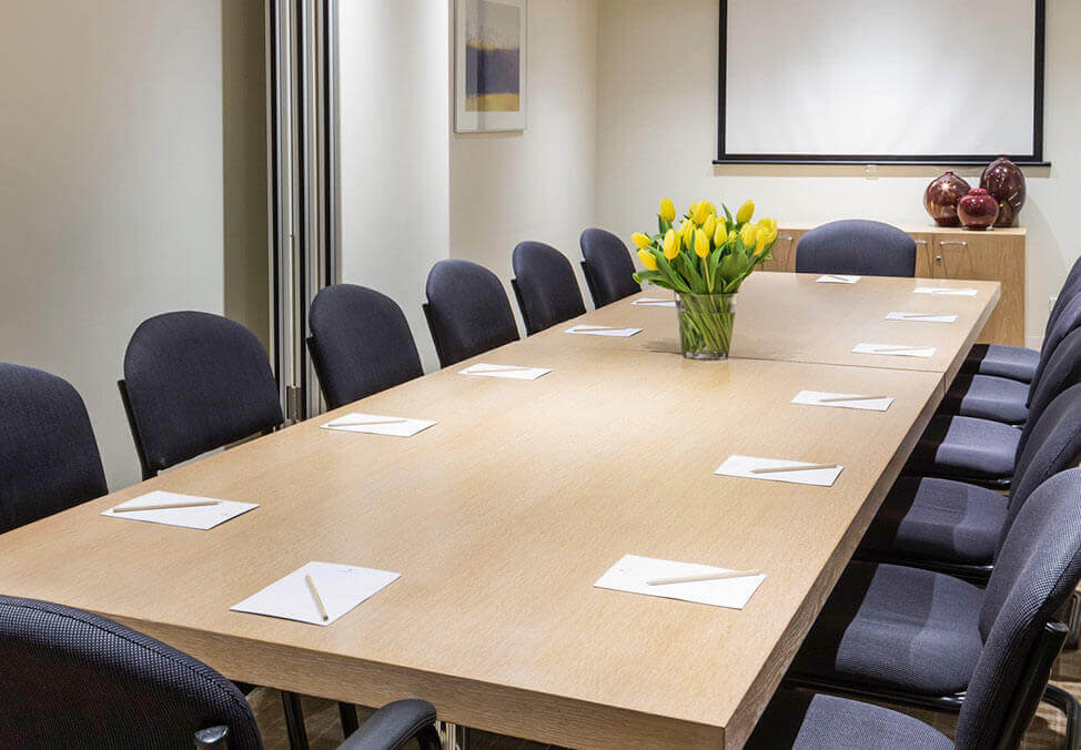 Crown Promenade Business Centre - Meeting Table