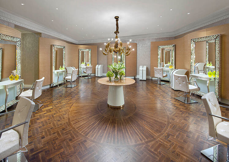 Crown Spa Melbourne Salon Treatments