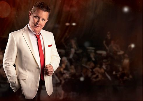 Tom Burlinson & his 20 Piece Orchestra at The Palms Crown Melbourne