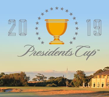 Win a Presidents Cup Experience